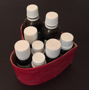rangement des médicaments naturels