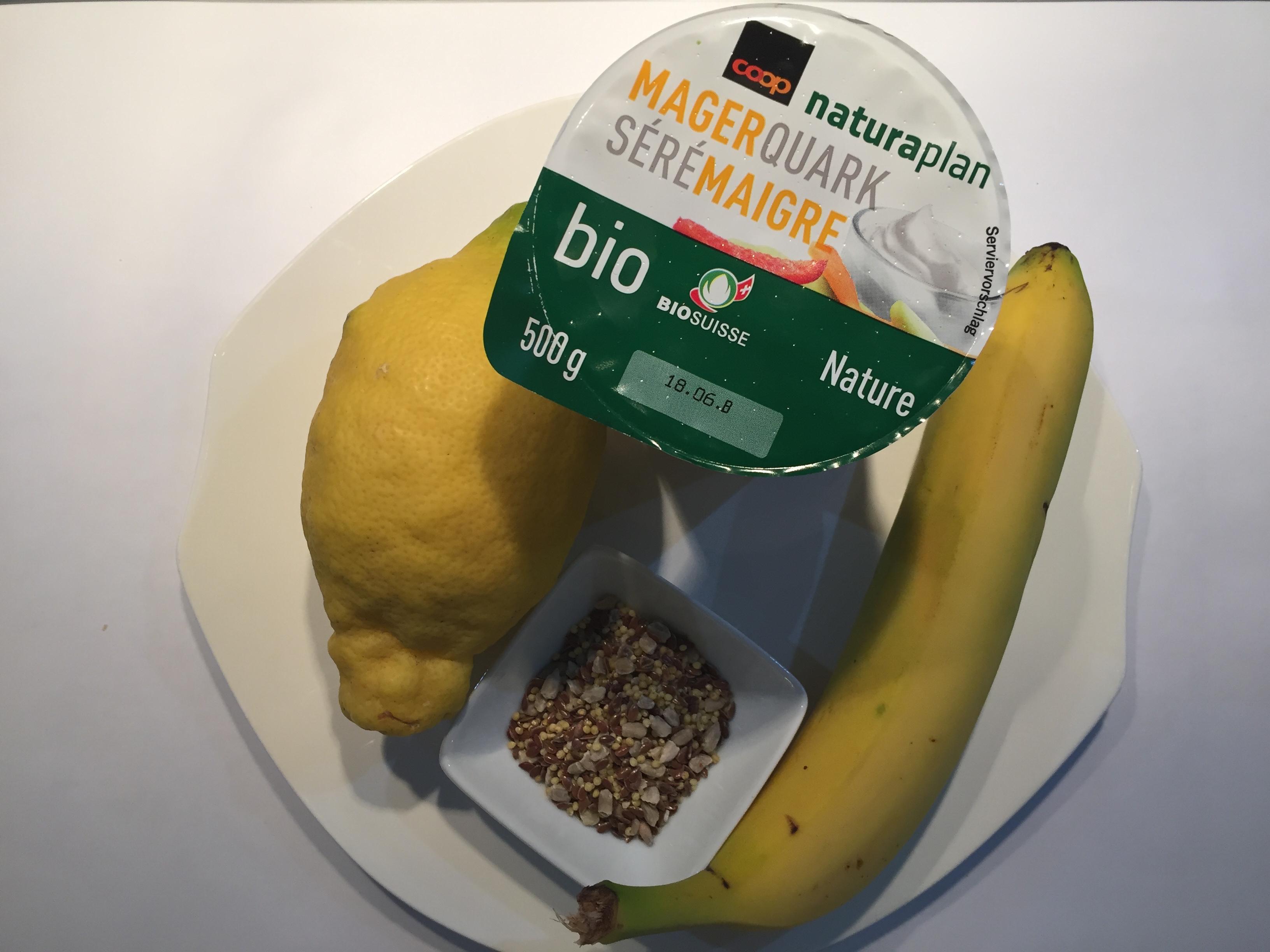 Crème Équilibre : un petit déjeuner sain